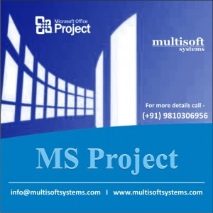 Microsoft Project Certification Course