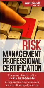 Risk Management Professional Certification Course