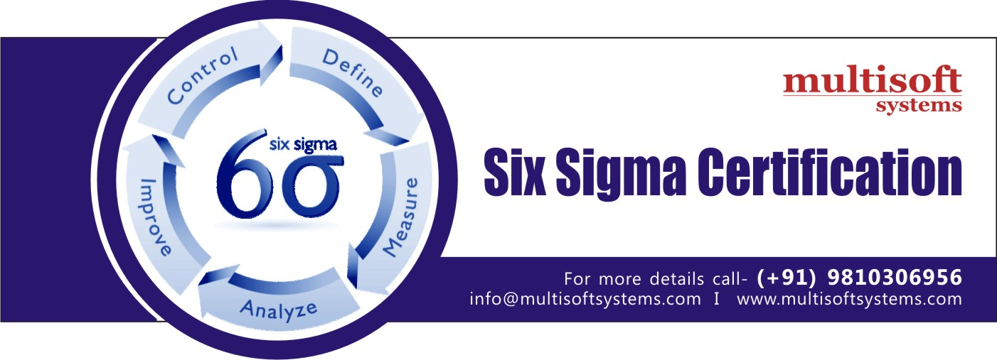 Career Prospects Of Six Sigma Green Belt Certification Multisoft